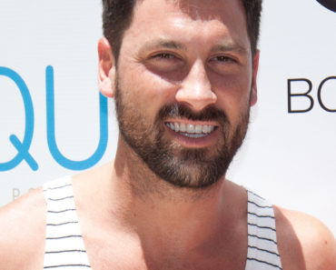 "Maksim Chmerkovskiy and Val Chmerkovskiy Hosts Oil of Olay's ""Get Lathered Up"" Event at Liquid Pool in Las Vegas on June 27, 2013"