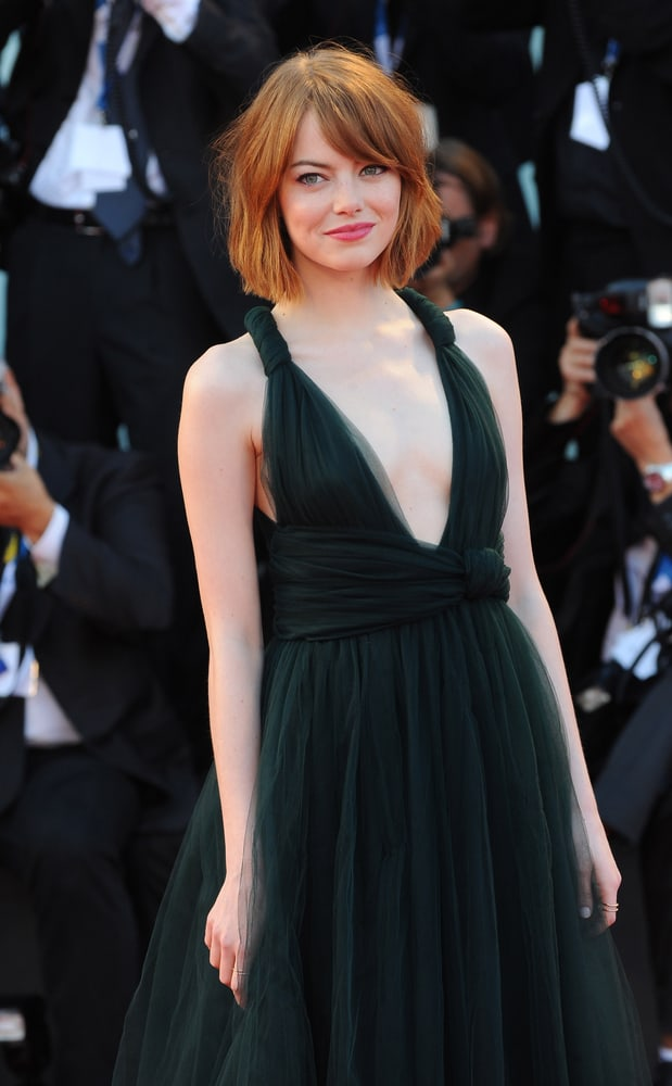 "71st Annual Venice International Film Festival - ""Birdman"" Premiere - Arrivals"