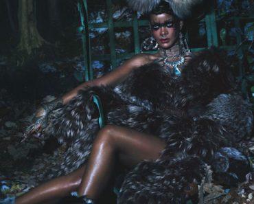 Rihanna-W Magazine (4)