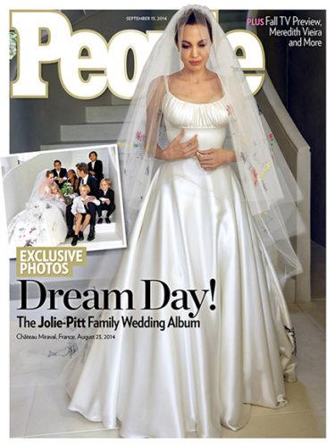 Angelina wedding People