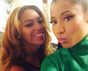 Beyonce-Nicki