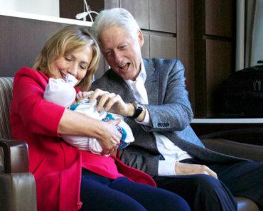 Bill-Clinton-Hillary-Clinton-Baby-Charlotte