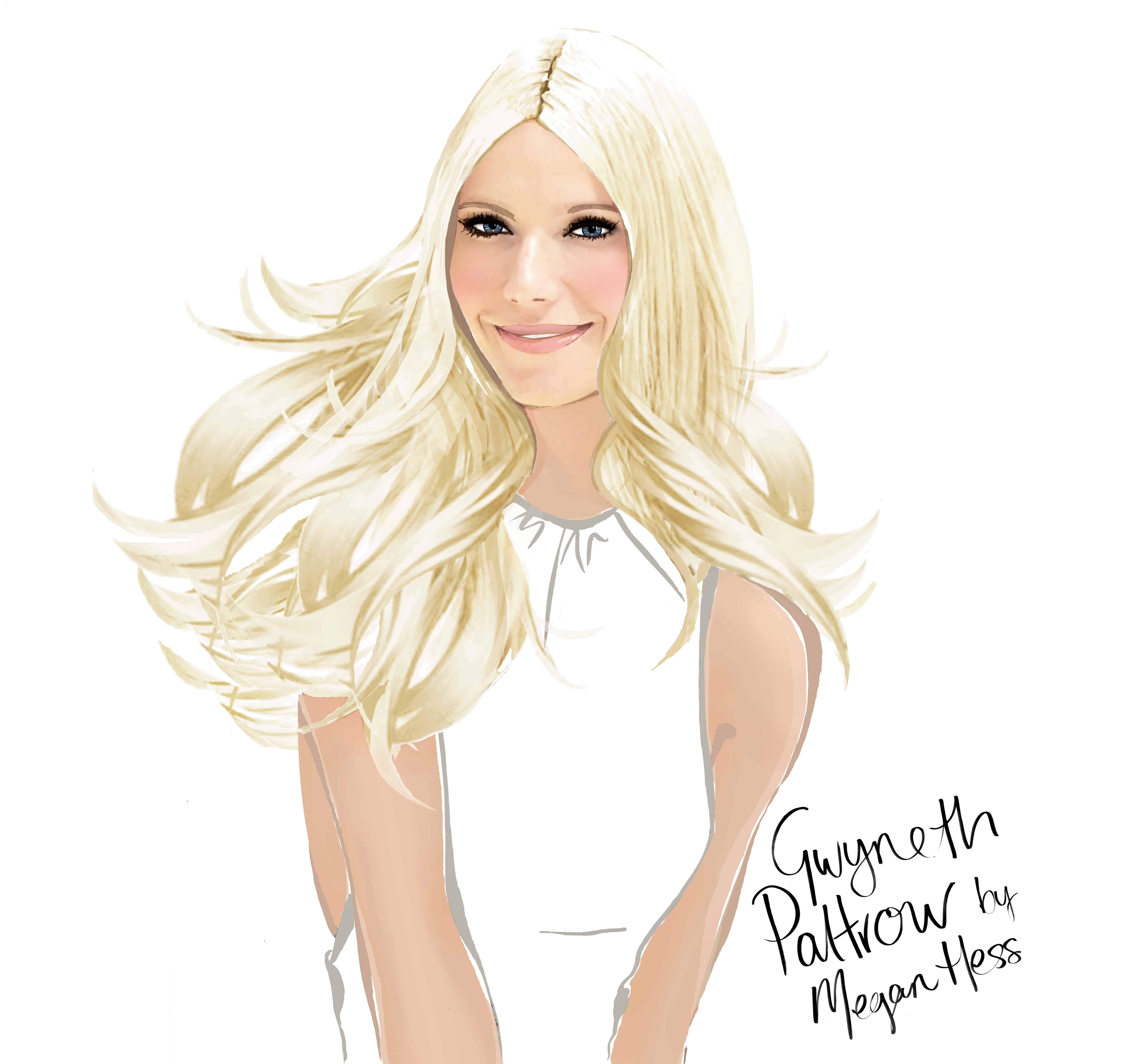 Gwyneth Paltrow AD Campaign Image