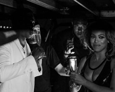 Jay Z-Beyonce-Paris