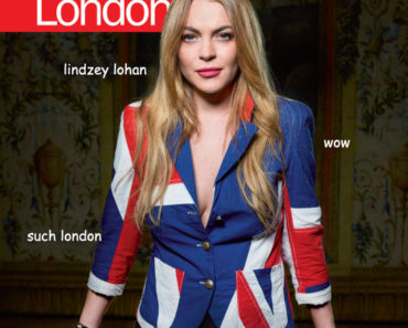 Lohan Time out London1