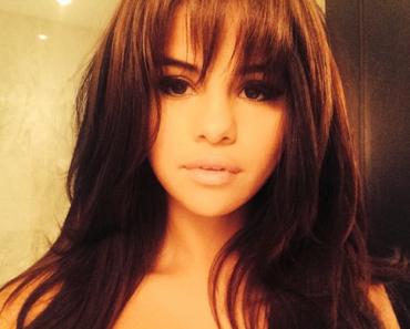 Selena new Bangs