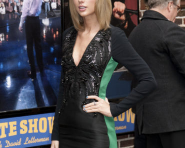"""Late Show with David Letterman"" - October 28, 2014"