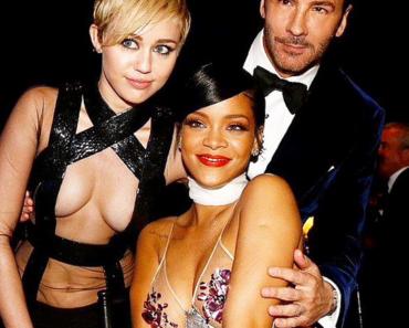 Miley-Rihanna-amfAR