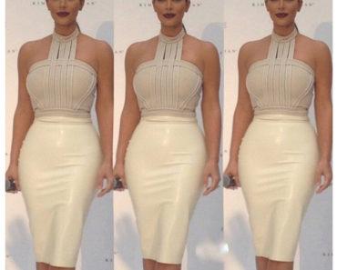 kim-white-dress