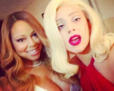 Mariah-Lady-gaga