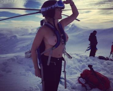 chelsea-handler-topless-skiing