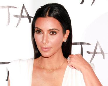 Kim Kardashian Celebrates Her Birthday at Tao Nightclub in Las Vegas on October 24, 2014