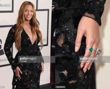 Beyonce-nude-nails