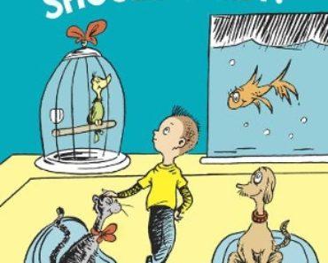 Dr. Seuss Book