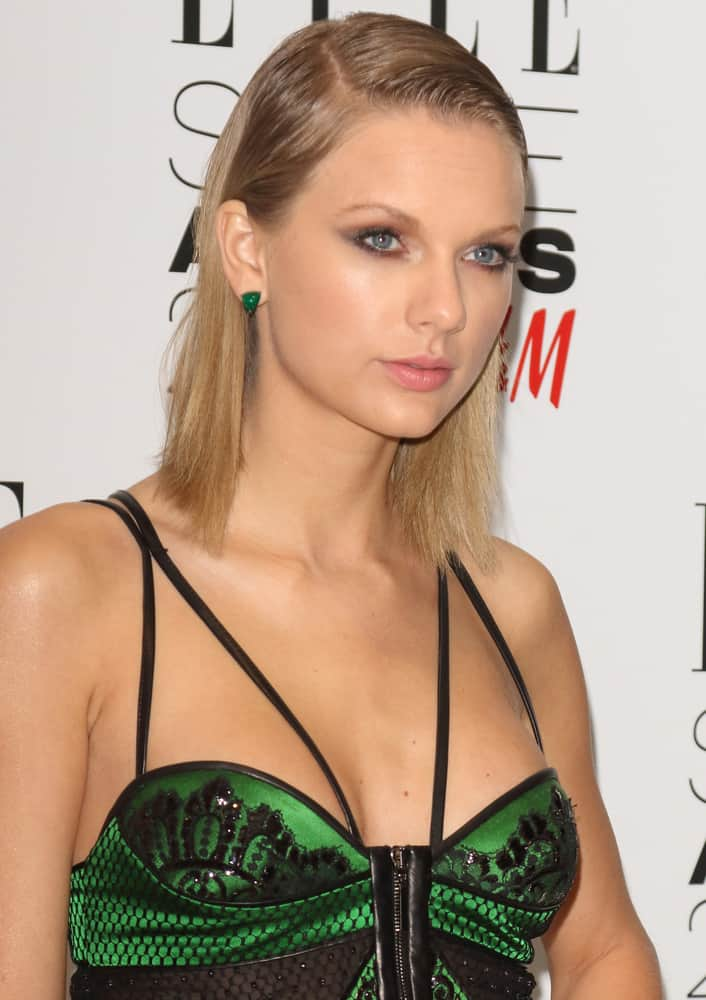 Taylor Swift Explains Her Belly Button Reveal On Instagram Beautelicious