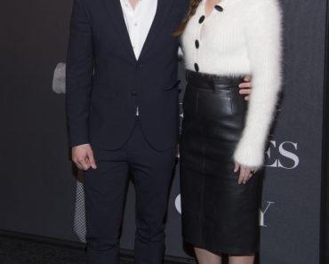 """Fifty Shades of Grey"" New York City Fan Screening - Arrivals"