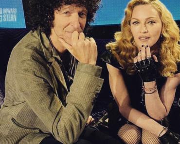 Madonna-Howard-Stern