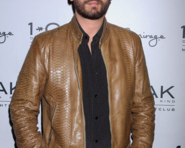 Scott Disick Hosts 1Oak Nightclub in Las Vegas on February 21, 2015