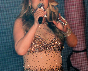 "Mariah Carey's ""Mariah #1 to Infinity"" Residency Welcome Event at Caesars Palace Las Vegas on April 27, 2015"