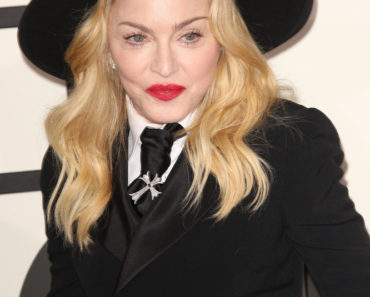 01/26/2014 - Madonna - 56th Annual Grammy Awards - Arrivals - Staples Center - Los Angeles, CA, USA - Keywords: California, Music, Award, Fashion, Grammy Awards, Arts Culture and Entertainment, Attending, Celebrities, celebrity, 56th Grammy Awards Orientation: Portrait Face Count: 1 - False - Photo Credit: Andrew Evans  / PR Photos - Contact (1-866-551-7827) - Portrait Face Count: 1