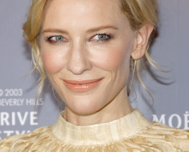 02/28/2014 - Cate Blanchett - The Rodeo Drive Committee And The City Of Beverly Hills Inducts Catherine Martin Into The Rodeo Drive Walk Of Style - Arrivals - Greystone Mansion - Beverly Hills, CA, USA - Keywords:  Orientation: Portrait Face Count: 1 - False - Photo Credit: David Gabber / PRPhotos.com - Contact (1-866-551-7827) - Portrait Face Count: 1