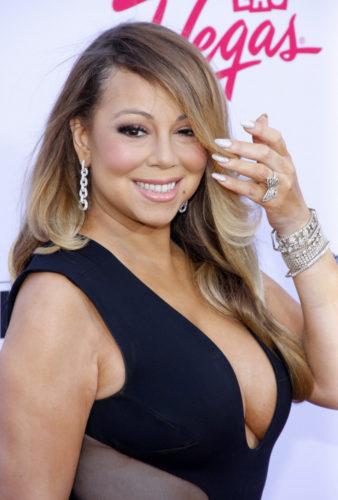 05/17/2015 - Mariah Carey - 2015 Billboard Music Awards - Arrivals - MGM Garden Arena - Las Vegas, NV, USA - Keywords:  Orientation: Portrait Face Count: 1 - False - Photo Credit: David Gabber / PRPhotos.com - Contact (1-866-551-7827) - Portrait Face Count: 1