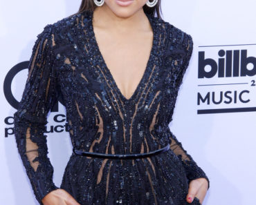 05/17/2015 - Olivia Culpo - 2015 Billboard Music Awards - Arrivals - MGM Garden Arena - Las Vegas, NV, USA - Keywords:  Orientation: Portrait Face Count: 1 - False - Photo Credit: David Gabber / PRPhotos.com - Contact (1-866-551-7827) - Portrait Face Count: 1