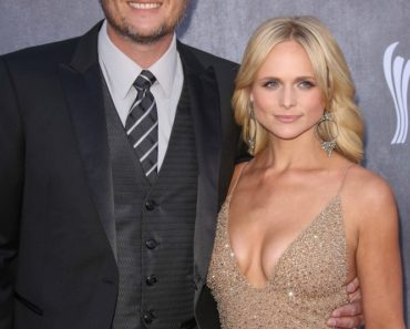 04/06/2014 - Blake Shelton and Miranda Lambert - 49th Annual Academy of Country Music Awards - Arrivals - MGM Grand Garden Arena - Las Vegas, NV, USA - Keywords: 2014 ACM Awards, Nevada, Celebrity, Singer, Songwriter, Performer, Artist, Musician, Music, Award, Fashion, Arts Culture and Entertainment, Celebrities Orientation: Portrait Face Count: 1 - False - Photo Credit: Andrew Evans  / PR Photos - Contact (1-866-551-7827) - Portrait Face Count: 1