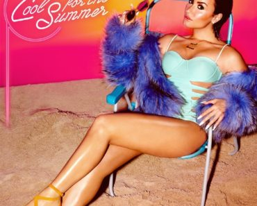 "Demi Lovato's ""Cool For The Summer"" single cover art (PRNewsFoto/Hollywood Records)"