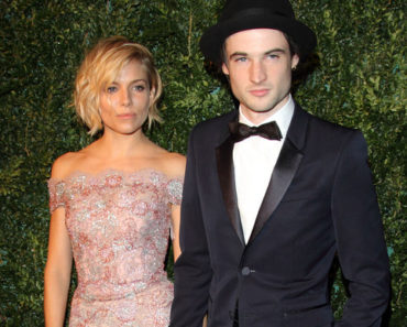 11/30/2014 - Sienna Miller and Tom Sturridge - 60th Annual Evening Standard Theatre Awards - Arrivals - London Palladium - London, UK - Keywords: Vertical, Theatrical Performance, England, Award, Red Carpet Event, Arts Culture and Entertainment, Attending, Celebrities, Celebrity, Ref: LMK73-50197-011211 Orientation: Portrait Face Count: 1 - False - Photo Credit: Landmark / PR Photos - Contact (1-866-551-7827) - Portrait Face Count: 1