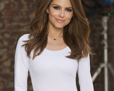 E! NEWS -- Season 1 -- Pictured: Maria Menounos -- (Photo by: Brandon Hickman/E! Entertainment)