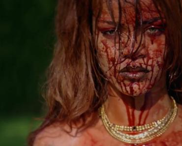 Rihanna-BBHMM-Bloody-Face