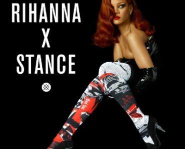 Rihanna-Socks