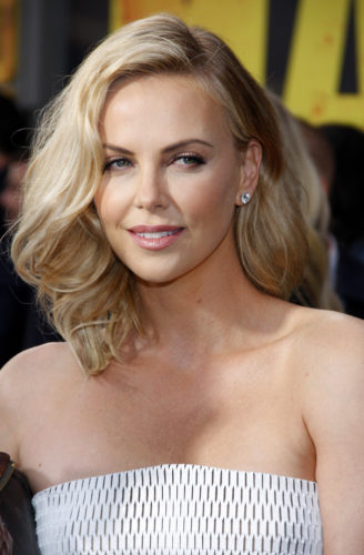 """05/07/2015 - Charlize Theron - """"Mad Max: Fury Road"""" Los Angeles Premiere - Arrivals - TCL Chinese Theatre IMAX - Hollywood, CA, USA - Keywords:  Orientation: Portrait Face Count: 1 - False - Photo Credit: David Gabber / PRPhotos.com - Contact (1-866-551-7827) - Portrait Face Count: 1"""