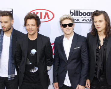 05/17/2015 - One Direction - 2015 Billboard Music Awards - Arrivals - MGM Garden Arena - Las Vegas, NV, USA - Keywords:  Orientation: Portrait Face Count: 1 - False - Photo Credit: David Gabber / PRPhotos.com - Contact (1-866-551-7827) - Portrait Face Count: 1