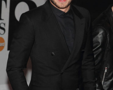 02/19/2014 - Liam Payne - BRIT Awards 2014 - Arrivals - 02 Arena - London, UK - Keywords: English pop singer and actor, known as a member of the boy band One Direction, England, Music, Award, Capital Cities, Celebrity, Celebrities, Arts Culture and Entertainment, Attending, 2014 Brit Awards Red Carpet Arrival, BRIT Awards with MasterCard 2014, Ref:LMK73-47701-200214 Orientation: Portrait Face Count: 1 - False - Photo Credit: Landmark / PR Photos - Contact (1-866-551-7827) - Portrait Face Count: 1