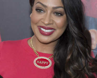 "12/07/2014 - LaLa Anthony - ""Annie"" New York City Premiere - Arrivals - Ziegfeld Theater - New York City, NY, USA - Keywords: Ziegfeld Theater, Annie, Movie, Premiere, Arrivals, Actors, Celebrities Orientation: Portrait Face Count: 1 - False - Photo Credit: MJ Photos / PRPhotos.com - Contact (1-866-551-7827) - Portrait Face Count: 1"