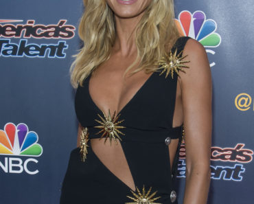 "08/11/2015 - Heidi Klum - ""America's Got Talent"" Season 10 New York City Red Carpet Event - Outside Arrivals  - Radio City Music Hall - New York City, NY, USA - Keywords: Radio City, AGT, America's Got Talent, Season 10, New York City, Arrivals Orientation: Portrait Face Count: 1 - False - Photo Credit: PR Photos / PRPhotos.com - Contact (1-866-551-7827) - Portrait Face Count: 1"
