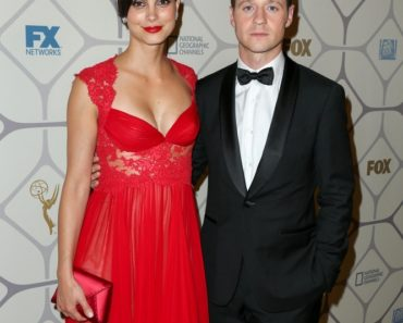 09/20/2015 - Morena Baccarin, Ben McKenzie - 67th Annual Primetime Emmy Awards Fox After Party - Arrivals - Vibiana - Los Angeles, CA, USA - Keywords: Vertical, People, California, Person, Television Show, Photography, Portrait, AfterParty, Arts Culture and Entertainment, Attending, Celebrity, Celebrities, 2015 Primetime Emmy Awards, 67th Primetime Emmy Awards Orientation: Portrait Face Count: 1 - False - Photo Credit: PRPhotos.com - Contact (1-866-551-7827) - Portrait Face Count: 1