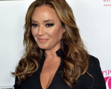Viva Glam Celebrity Issue Launch Hosted by Leah Remini - Arrivals