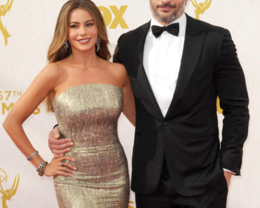 09/20/2015 - Joe Manganiello and Sofia Vergara - 67th Annual Primetime Emmy Awards - Arrivals - Microsoft Theater - Los Angeles, CA, USA - Keywords:  Orientation: Portrait Face Count: 1 - False - Photo Credit: David Gabber / PRPhotos.com - Contact (1-866-551-7827) - Portrait Face Count: 1
