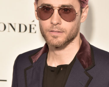11/09/2015 - Jared Leto - Glamour's 25th Anniversary Women Of The Year Awards - Arrivals - Carnegie Hall - New York City, NY, USA - Keywords:  Orientation: Portrait Face Count: 1 - False - Photo Credit: Loredana Sangiuliano / PRPhotos.com - Contact (1-866-551-7827) - Portrait Face Count: 1