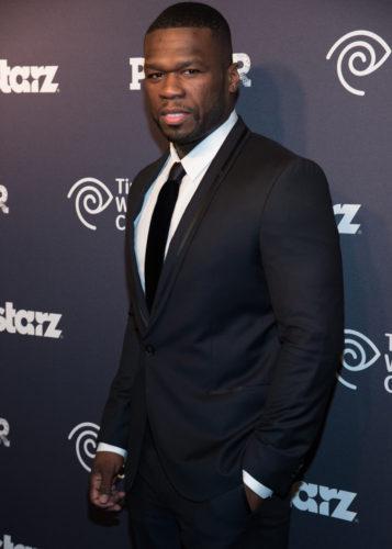 """50 Cent """"Power"""" TV Series Season 2 Premiere - Arrivals"""