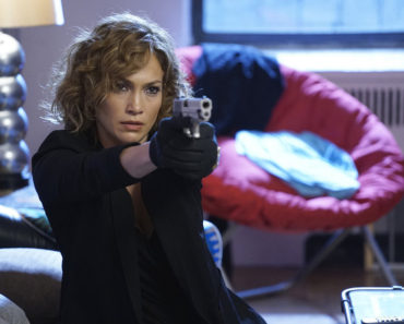 SHADES OF BLUE -- Episode 101 -- Pictured: Jennifer Lopez as Detective Harlee Santos -- (Photo by: Peter Kramer/NBC)
