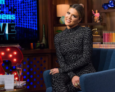 WATCH WHAT HAPPENS LIVE -- Episode 13011 -- Pictured: Khloe Kardashian -- (Photo by: Charles Sykes/Bravo)