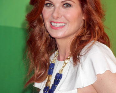 05/11/2015 - Debra Messing - 2015 NBC Upfront Presentation - Arrivals - Radio City Music Hall - New York City, NY, USA - Keywords: Vertical, Presenting, Arts Culture and Entertainment, Attending, Celebrity, Celebrities Orientation: Portrait Face Count: 1  Headshot -  - Photo Credit: PRN / PRPhotos.com - Contact (1-866-551-7827) - Portrait Face Count: 1