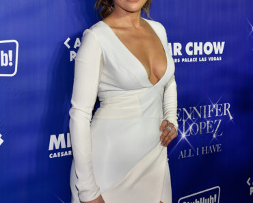 Jennifer Lopez Debuts Her New Headlining Residency Show JENNIFER LOPEZ: ALL I HAVE - After Party at Mr Chow Caesars Palace