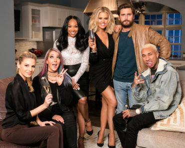 Kocktails with Khloe-Scott Disick-Tyga