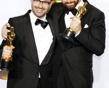 02/28/2016 - Jimmy Napes and Sam Smith - 88th Annual Academy Awards - Press Room - Loews Hollywood Hotel - Hollywood, CA, USA - Keywords:  Orientation: Portrait Face Count: 1 - False - Photo Credit: David Gabber / PRPhotos.com - Contact (1-866-551-7827) - Portrait Face Count: 1