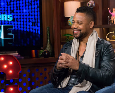 WATCH WHAT HAPPENS LIVE -- Episode 13025 -- Pictured: Cuba Gooding, Jr. -- (Photo by: Charles Sykes/Bravo)